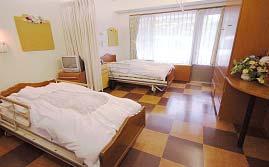 居室の例(2人部屋)